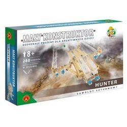 Mały konstruktor - Pustynna Burza Hunter ALEX