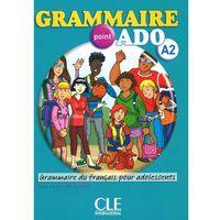 Książki do nauki języka, Grammaire point ADO A2 książka + CD - Marie-Laure Lions-Olivieri (opr. miękka)