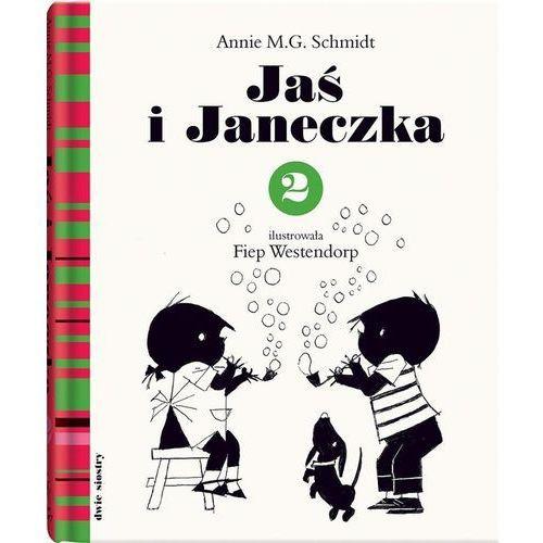 Książki dla dzieci, Jaś i Janeczka 2 (opr. twarda)