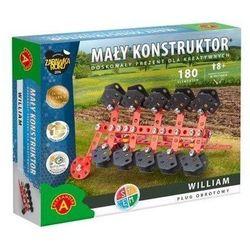 Mały konstruktor Maszyny Rolnicze - William ALEX