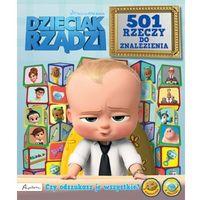 Książki dla dzieci, Dzieciak rządzi 501 rzeczy do znalezienia - Praca zbiorowa (opr. miękka)