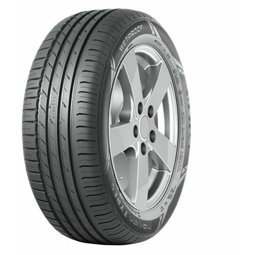 Opony 4x4, Opona Nokian WETPROOF SUV 235/60R18 103V 2020
