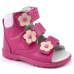 Buty profilaktyczne dla dzieci Dawid 953 - Różowy