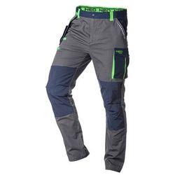 Spodnie robocze PREMIUM 100% bawełna ripstop XXXL 81-227-XXXL