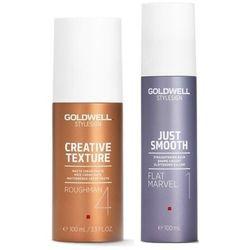 Goldwell SS CT Roughman 100ml + Goldwell SS JS Flat Marvel 100ml
