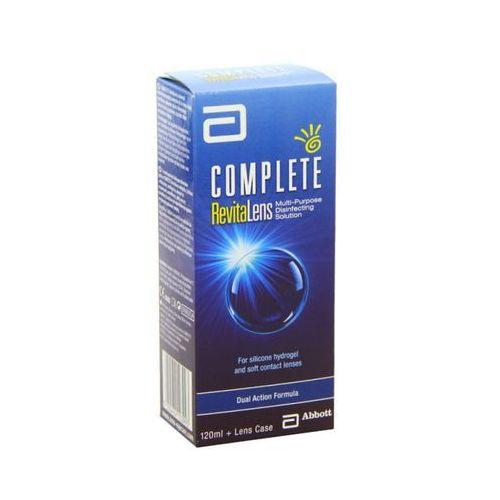 Płyny pielęgnacyjne do soczewek, ACUVUE RevitaLens 100 ml