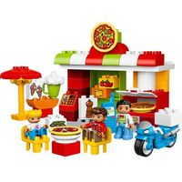 Klocki dla dzieci, Lego DUPLO Pizzeria 10834