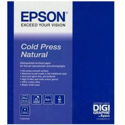 Epson C13S042302 Cold Press Natural A2, 330 g/m2, 25 arkuszy