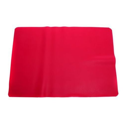 Stolnice, SILIKONOWA MATA STOLNICA 60x 40 czerwona