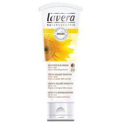 Lavera SUN SENSITIV NEW! Krem do opalania do skóry wrażliwej SPF30 z wyciągiem z bio-wiesiołka