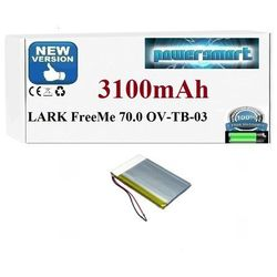 BATERIA TABLET LARK FreeMe 70.0 WD605075 OV-TB-03