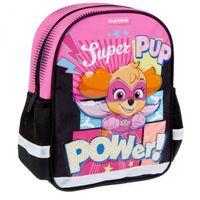 Tornistry i plecaki szkolne, Psi patrol. Różowy plecak szkolno-wycieczkowy
