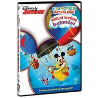 Bajki, Klub Przyjaciół Myszki Miki. Wielki wyścig balonów [DVD]