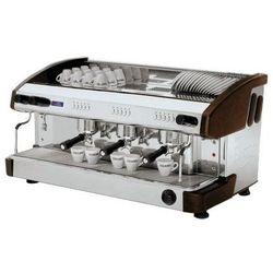 Ekspres do kawy 3-grupowy z wyświetlaczem | czarny | 17,5L | 4200W | 1000x600x(H)510mm