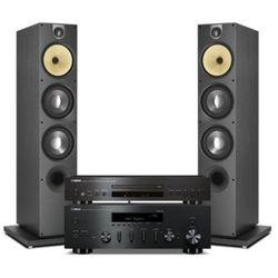Yamaha R-N602 + CD-S300 + 683 S2 STEREO 1