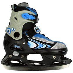 Łyżworolki Allright My Skate 2 w 1 niebieskie