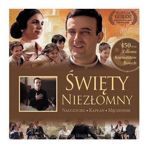 Filmy religijne i teologiczne, ŚWIĘTY NIEZŁOMNY - film DVD