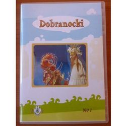 Dobranocki cz. 1 - spektakl DVD