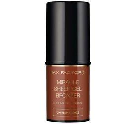 Max Factor Miracle Sheer bronzer 8 g dla kobiet 006 Deep Bronze
