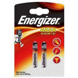 BATERIA ALKALICZNA BAT-AAAA*P2 1.5 V (AAAA) ENERGIZER