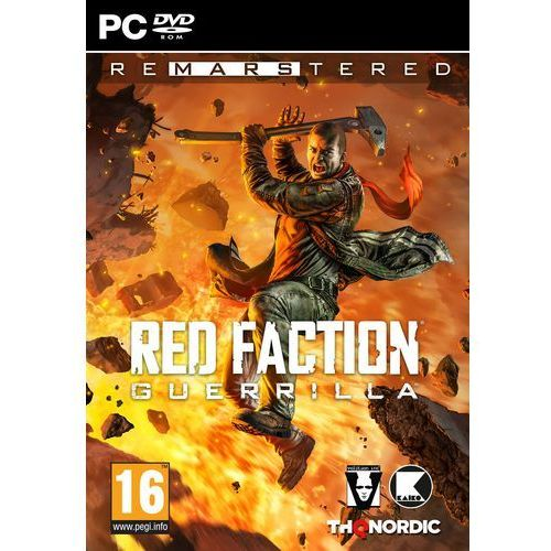 Gry na PC, Red Faction Guerrilla (PC)