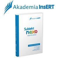 Programy handlowo-księgowe, Akademia InsERT: Subiekt Nexo krok po kroku