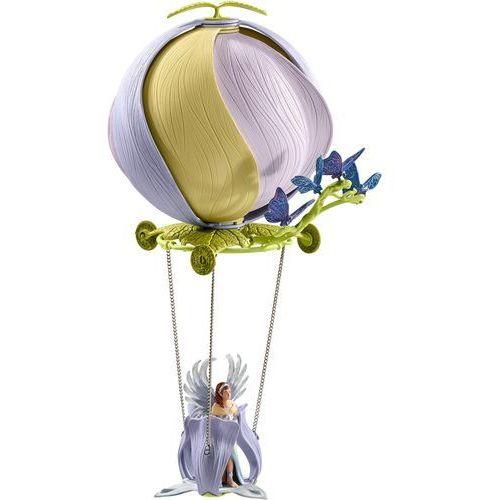 Figurki i postacie, Schleich Magiczny, kwiatowy balon 41443