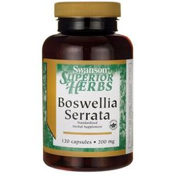 Boswellia Serrata ekstrakt 200mg / 120 kapsułek
