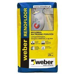 Wylewka samopoziomująca Weber Renofloor 25 kg