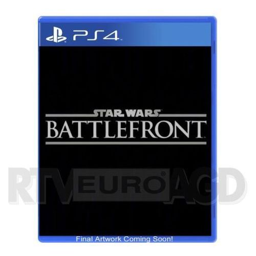 Gry na PS4, Star Wars Battlefront (PS4)