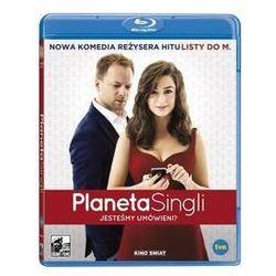 Planeta Singli Blu Ray - 35% rabatu na drugą książkę!