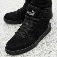 Męskie obuwie sportowe, Puma Rebound LayUp Full SD (371215-01)
