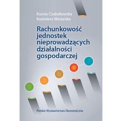 Rachunkowość jednostek nieprowadzących działalności gospodarczej (opr. miękka)