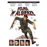 Filmy wojenne, Wojna w Algierze (DVD) - Mark Robson. DARMOWA DOSTAWA DO KIOSKU RUCHU OD 24,99ZŁ