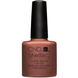 CND-SHELLAC- Leather Satchel CRAFT CULTURE #91253