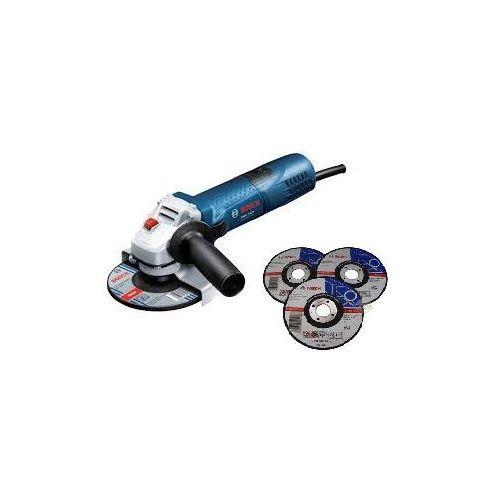 Szlifierki i polerki, Bosch GWS 7-125
