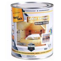 Lakiery, Lakier do drewna HartzLack akryl połysk 0,75 l