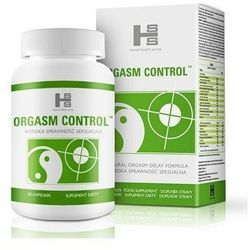 Orgasm Control - opóźnia wytrysk, wydłuża stosunek - tabletki 60tab