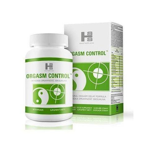 Przedłużenie stosunku, Orgasm Control - opóźnia wytrysk, wydłuża stosunek - tabletki 60tab