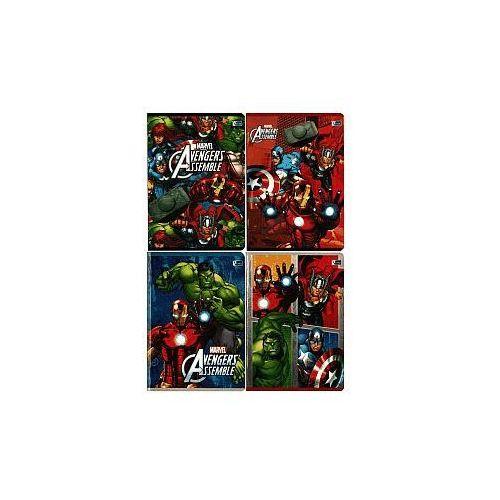 Zeszyty, Zeszyt A5/32 kartek w linię Avengers