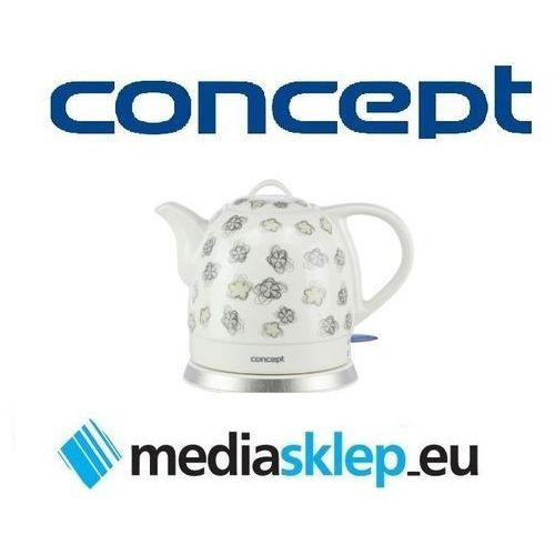 Czajniki elektryczne, Concept RK 0010