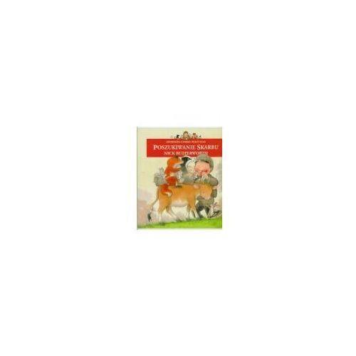 Książki dla dzieci, Opowieści z parku Percy'ego Poszukiwanie skarbu (opr. twarda)