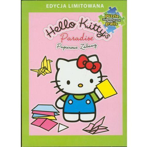 Filmy animowane, Hello Kitty's Paradise - Papierowe zabawy