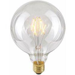 Italux żarówka 801405 LED 4W E27 G125 2200K barwa ciepła transparentna