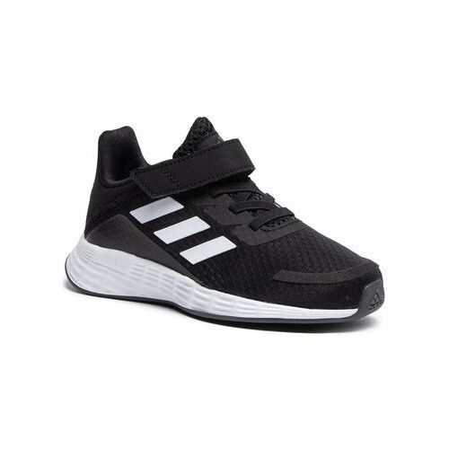 Obuwie sportowe dla dzieci, Buty adidas - Duramo Sl C FX7314 Core Black/Cloud White/Grey Six