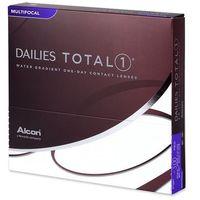 Soczewki kontaktowe, Dailies TOTAL1 Multifocal (90 soczewek)
