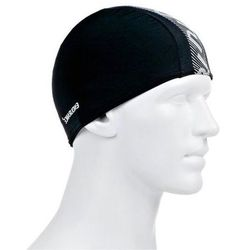 Czepek Speedo Monogram Endurance + Cap black/white