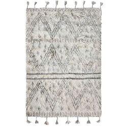 HK Living Ręcznie tkany dywan berberski wykonany z wełny (180x280) TTK3018