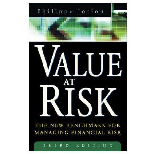 Biblioteka biznesu, Value at Risk (opr. twarda)