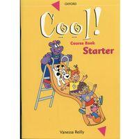 Pedagogika, Cool! Starter. Course Book (opr. miękka)